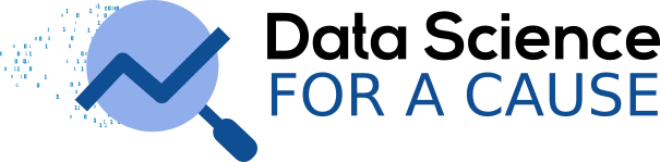 Data Science for a Cause Logo