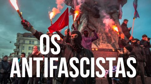 Os Antifascistas(2017)