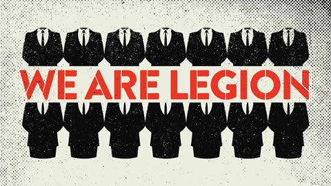 We Are Legion(2012)